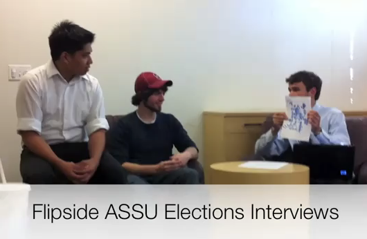 Flipside ASSU Elections Interviews