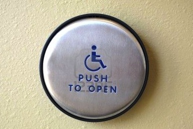 Study: 73% of People Who Use Handicap Door Button Not Actually Handicapped