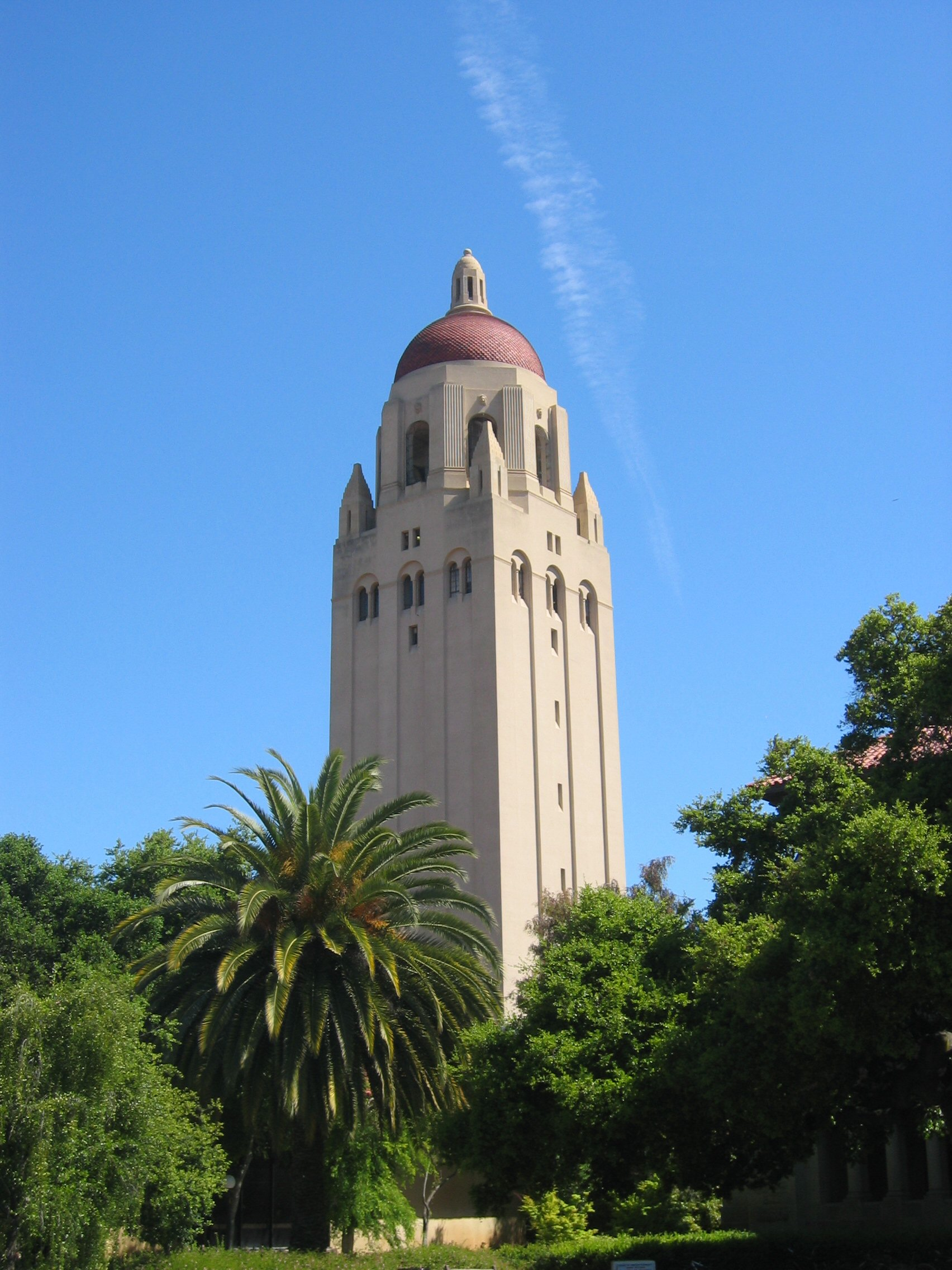 Stanford to Rename Hoover Tower after Good President