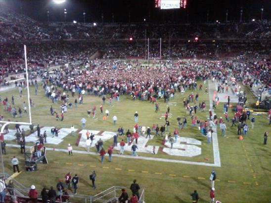 Stanford Institutes New Policy of Selling Riot Tickets Online Immediately After a Win
