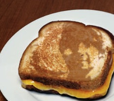 Sophomore Claims She Saw Face of Stewart McGregor-Dennis in Grilled Cheese Sandwich