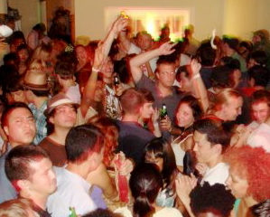 Fate Unites Soulmates During Awkward Fraternity Party Grinding Session
