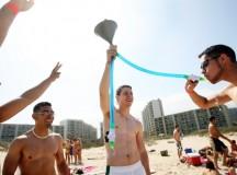 Student Celebrates Break in Binge Drinking Schedule With Week of Binge Drinking