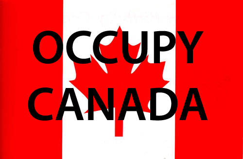 Canada Begins Tourism Initiative: Occupy Canada