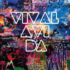 Coldplay Re-Releases Viva La Vida with New Song Titles and Cover Art