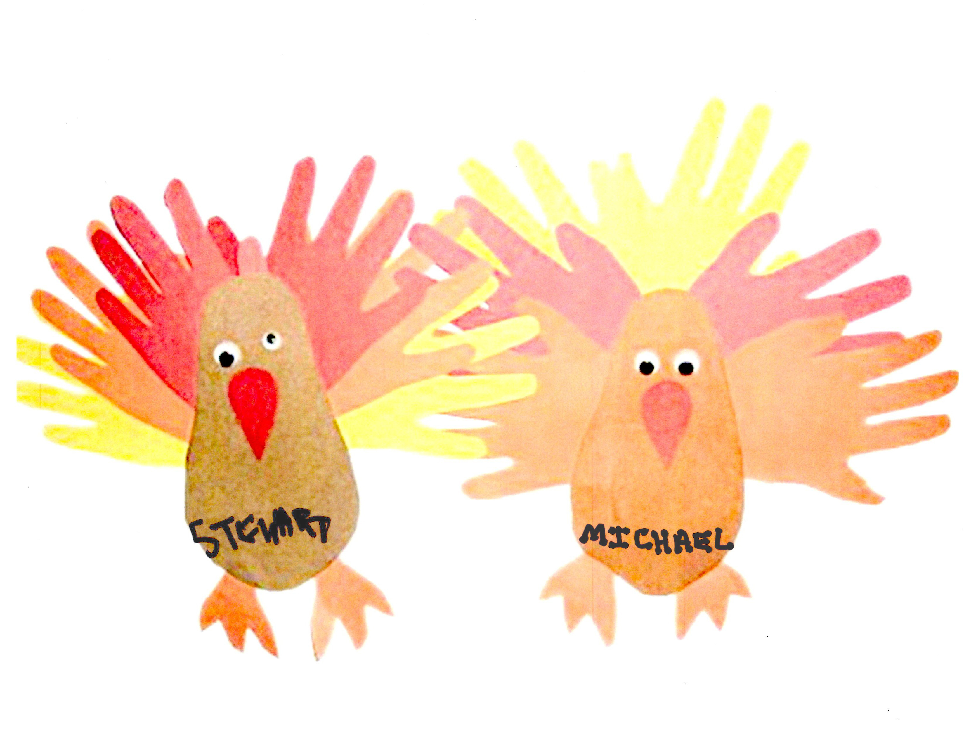 ASSU Counters Claims That They Don't Do Anything By Releasing Thanksgiving Hand Turkeys