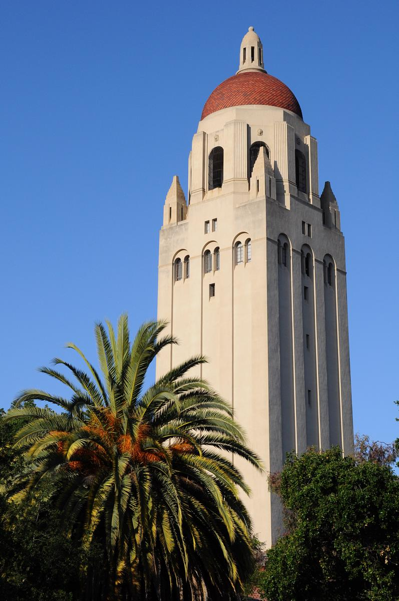 Local Junior Richard Wood Realizes that Hoover Tower Reminds Him of a Penis