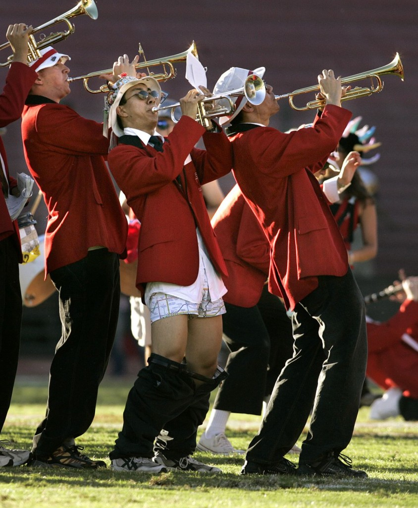 Five Times the Stanford Band Totally Dabbed on the Haters and Still Got Away With It (Number 3 Will Make You Shit Your Pants)