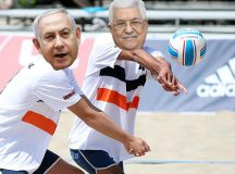 "Israel and Palestine Come Together to Chill, Play Volleyball in First-Ever ""Camp Stanford Accords"""