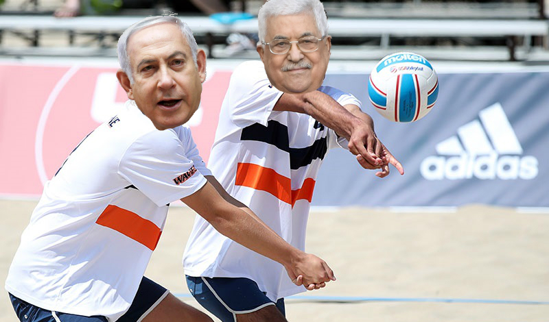 """Israel and Palestine Come Together to Chill, Play Volleyball in First-Ever """"Camp Stanford Accords"""""""
