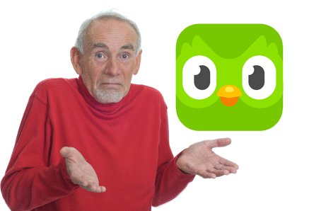 Op-Ed: In Only Ten Weeks, Duolingo Made Me Proficient In Slurs
