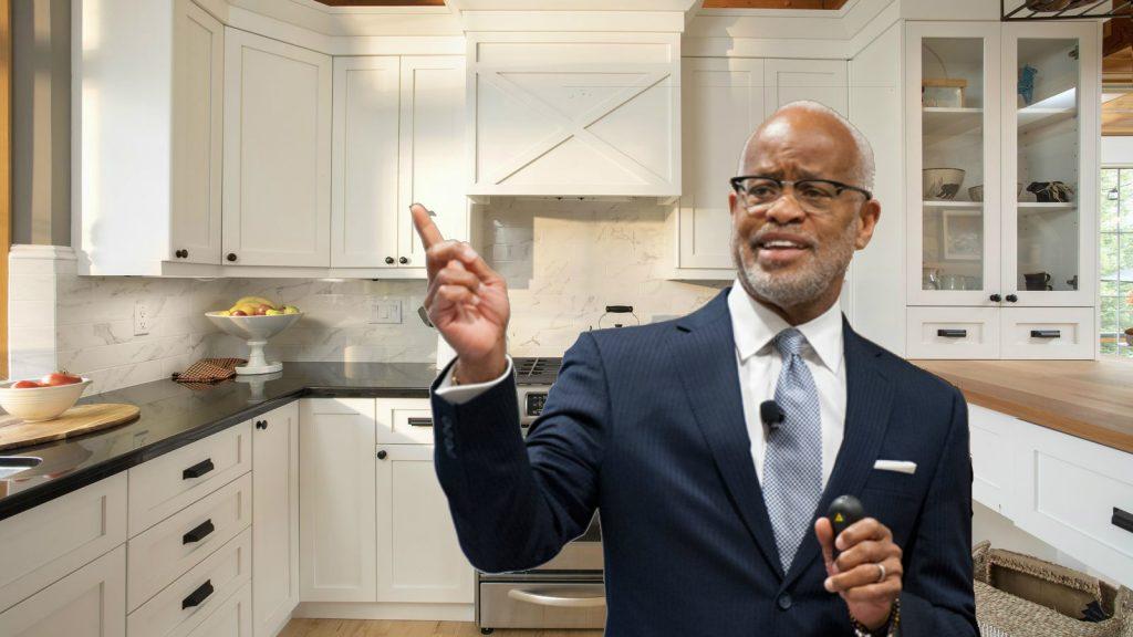 Op Ed: I Drew Into Harry Elam Jr.'s Kitchen