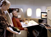 Airline Offers Free Privilege-Checks for First-Class Passengers