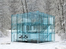 Social Scientists Encourage Introspection For Those Who Live In Glass Houses