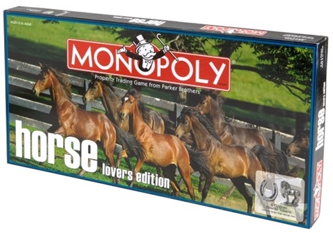 Report: Trump Enjoying a Lively Game of Monopoly: Horse Lovers Edition Amidst Government Shutdown