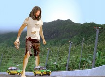 Help! I Cloned Jesus from a Mosquito Trapped in Amber and Now He's Ruining My Theme Park