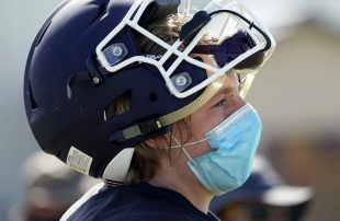 NFL Players Nonchalant About Daily Risk of Crippling Head Trauma Weirdly Terrified By COVID