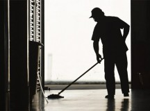 Custodians Nationwide Quit Over Impossibility of Cleaning America's Filthy Soul