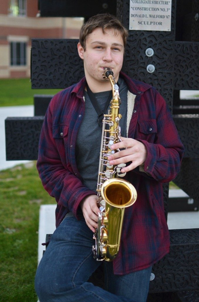 Woah! Chris Came Back From Summer Break and He's Really Into Jazz Now