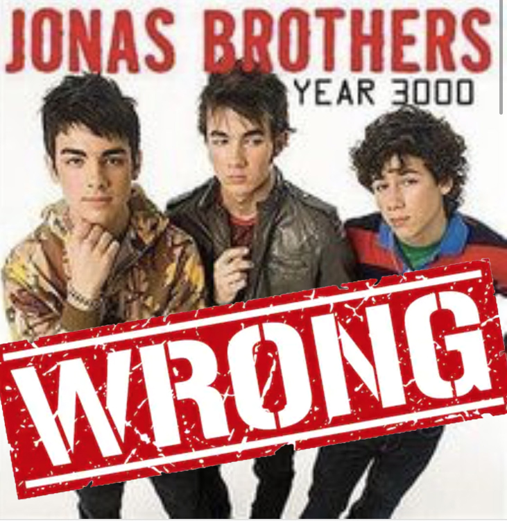 Op-Ed: I Time Traveled to the Year 3000 and the Jonas Brothers Were So Wrong About Everything