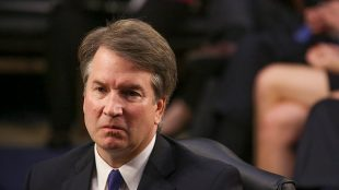 SCR Drops Support for Kavanaugh After Woman Comes Forward Claiming He Once Pushed Her