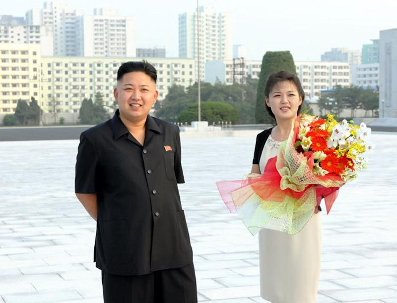A Congratulations Is In Order: Kim Jong-un Is MARRIED!