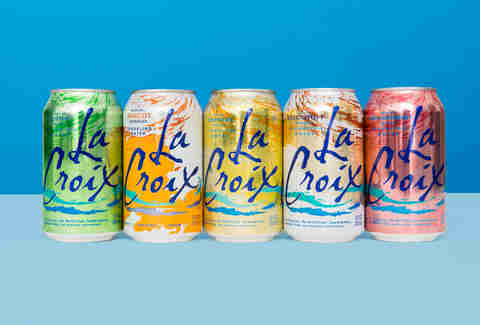 "RA's ""Alcoholism"" Actually Cover For La Croix Addiction"