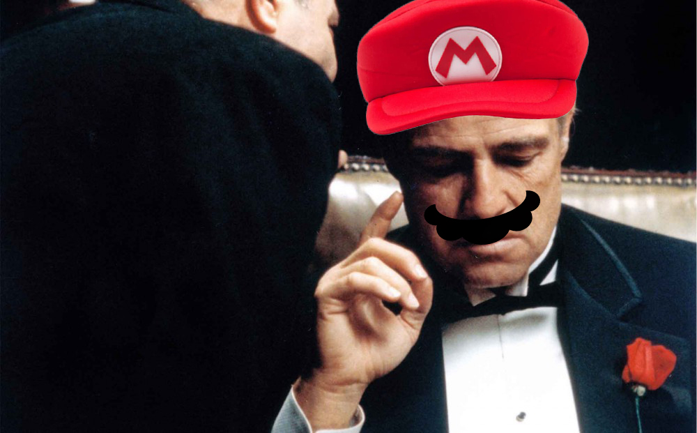"""Op-Ed: I'm Going as Mario for Halloween, Not The Videogame Character, But The Guy Who Comes into My Dad's Butcher Shop Every Month and Threatens to Break His Kneecaps if He Doesn't """"Do Right By Him"""""""