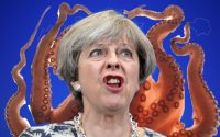 Theresa May Only One Surprised by EU Release of Kraken into English Channel