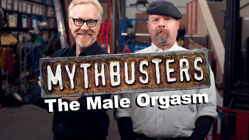 Op-Ed: The Male Orgasm is a Myth