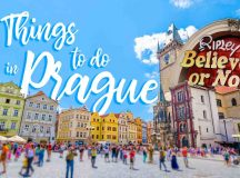 Family Vacation to Prague Spent Entirely in Ripley's Believe It Or Not Museum