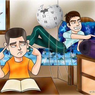 Roommate Procrastinates by Learning Fourth Language