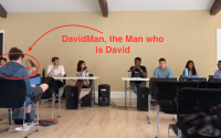 A Royal Decree from DavidMan to the Stanford Community