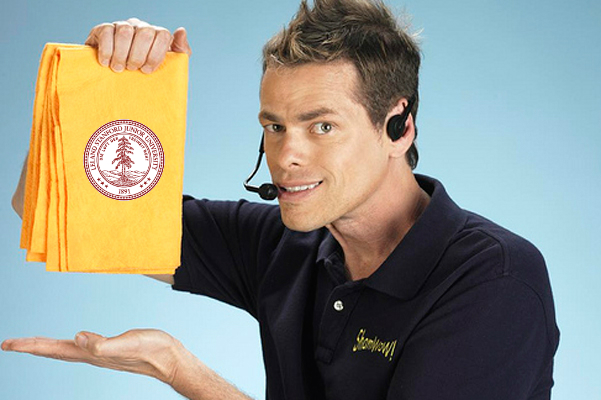 Op-Ed: How To Beat The Draw, By Me, The ShamWow Guy