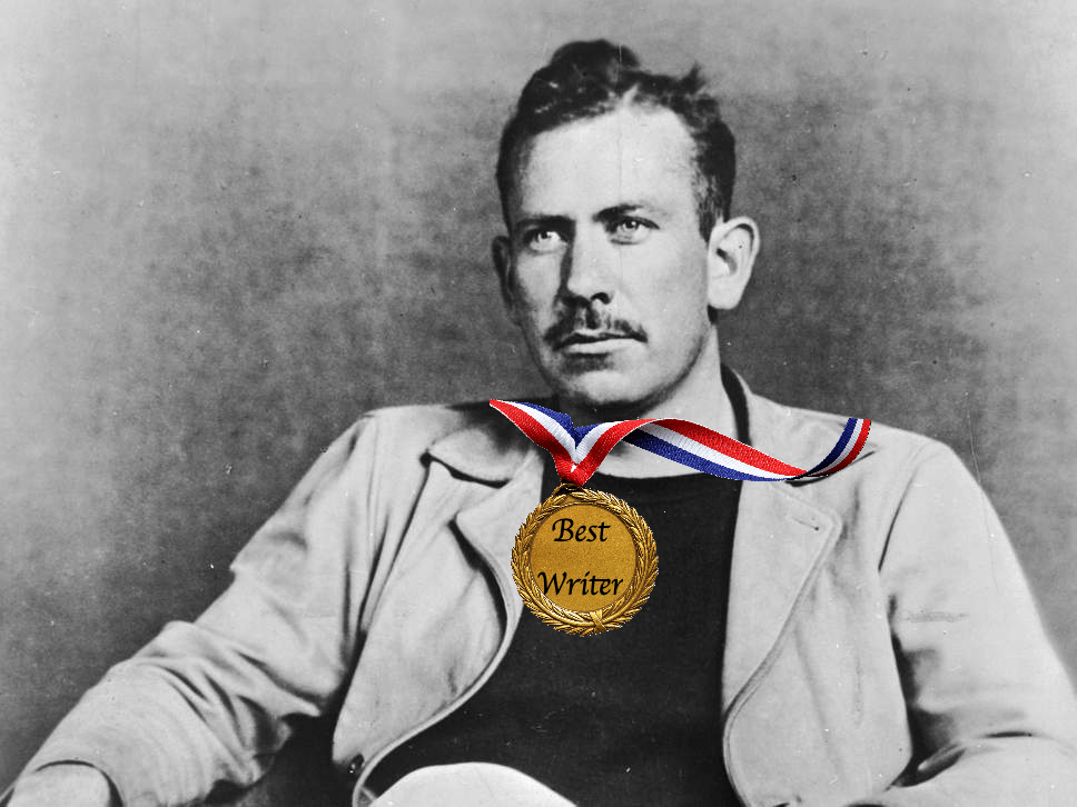 Steinbeck Wins Creative Writing Prize Posthumously for Eightieth Year in Row