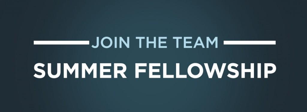 Now Announcing: The Flipside Summer Fellowship!
