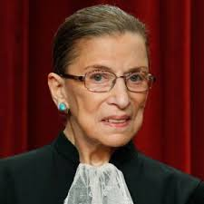 Ruth Bader Ginsburg Secretly Ruth Gator Binsborg, Alligator Cyber Woman