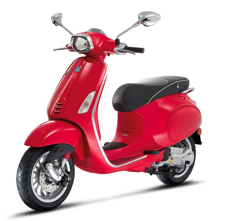 Op-Ed: However Much Money You Make When We Graduate, You'll Never Catch Me on My Cherry Red Scooter 6000