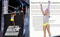 Title IX Now Requires You to Complete American Ninja Warrior Obstacle Course Before Reporting