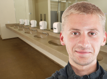 Brave: Dorm Resident Subverts Social Norms by Pissing All Over Toilet Seat