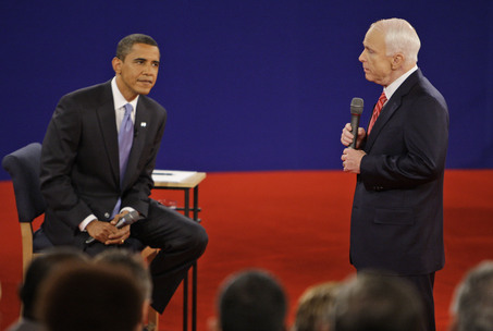 "Presidential Debate Ends In ""Because I Said So"""