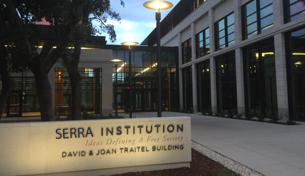 Hoover Institution Renamed Serra in Protest of University's Progressive Policies