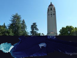 Hoover Tower Revealed to be Giant Phallus of Underground Herbert Hoover Statue