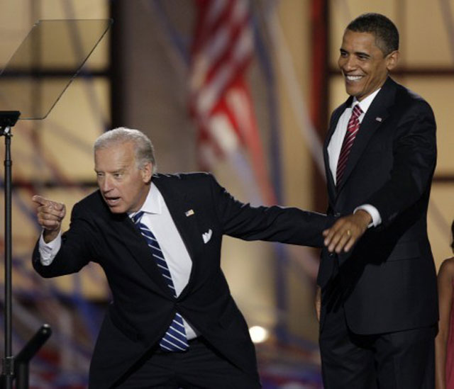 Coked Out Biden Cleans the Entire Oval Office Again