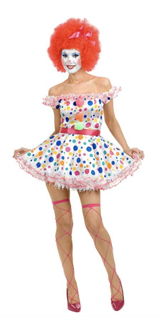 "Amazon Order for ""Slutty Joker Costume"" Won't Arrive Until November 2nd"