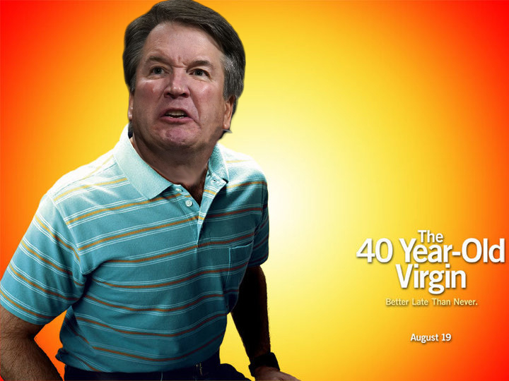 The Forty-Year Old Virgin: An Interview With Brett Kavanaugh