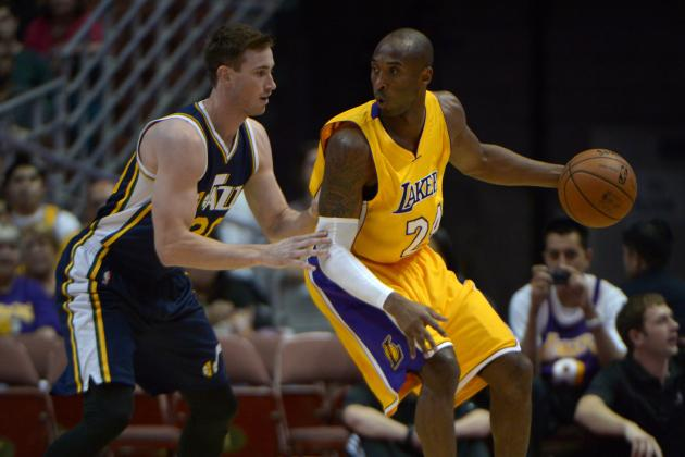 Kobe Ends Storied Career By Considering Passing Torch, Then Shooting Torch 50 Times Instead