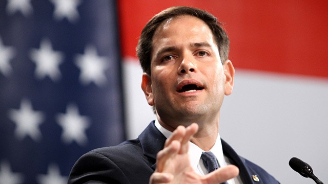 "Marco Rubio: ""Let's Dispel the Rumor That I Know What I'm Doing… Let's Be Clear: I Have No IDEA What I'm Doing"""