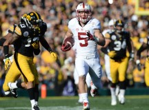 NCAA Suspends McCaffrey For Being Too Cool for School