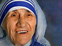 Mother Teresa Admits She Couldn't Have Done it All Without Adderall